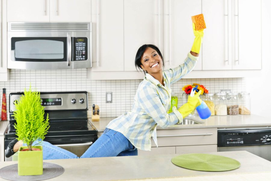 Funny One-Liners on Housecleaning