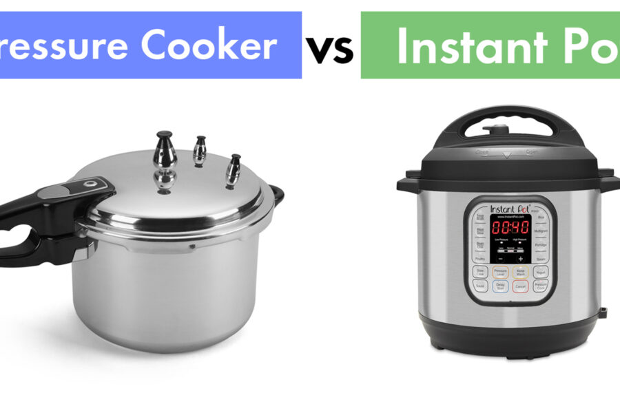 Pressure Cooker And Instant Pot- Two Sides Of The Same Coin
